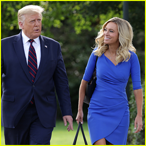 White House Press Secretary Kayleigh McEnany Diagnosed with COVID-19