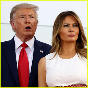 President Donald Trump & Wife Melania Have Both Tested Positive for Coronavirus