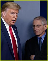 Donald Trump Slams Dr. Fauci, Calls Him an 'Idiot'
