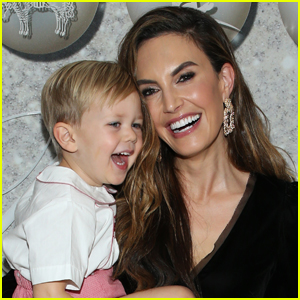 Elizabeth Chambers' Son Ford Needed Stitches After 'Random' & Scary Fall