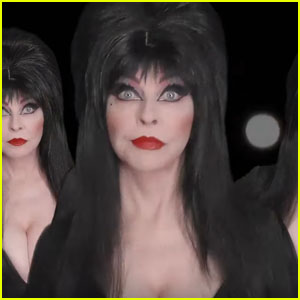 Elvira, Mistress of the Dark Says Her Next Movie Will Likely Be Animated