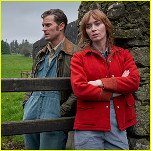 Emily Blunt Has Her Heart Set on Jamie Dornan in 'Wild Mountain Thyme' - First Look Pics Revealed!