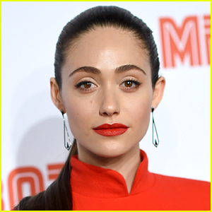 Emmy Rossum Has the Perfect Response to Troll Claiming She Gets 'Paid to Get Naked on TV'