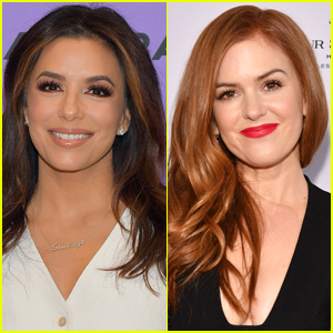 Eva Longoria to Replace Isla Fisher in Upcoming Comedy Movie 'Unplugging'