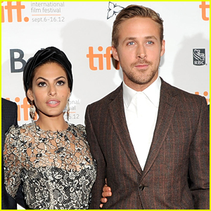 Eva Mendes Makes Rare & Cute Comment About Ryan Gosling