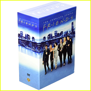 The 'Friends' Complete Series Box Set Is Just $46 Right Now on Amazon's Prime Day Sale!