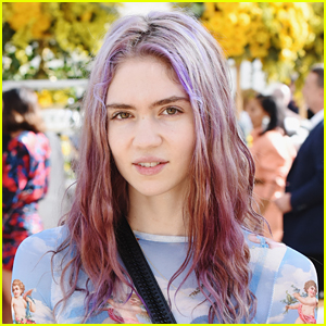 Grimes Has a New Stage Name & It's Just One Letter Long