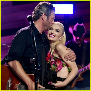 Gwen Stefani Reacts to People Mistakenly Calling Blake Shelton Her Husband
