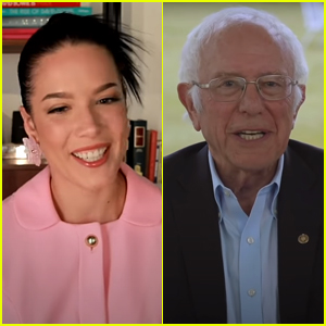 Halsey Says She Supports The Wealth Tax In Conversation with Bernie Sanders
