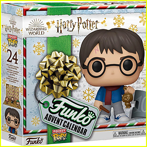 Funko's 'Harry Potter' Advent Calendar Is On Sale Right Now on Amazon - Get It Before It Sells Out!