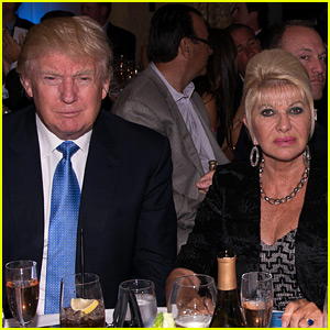 Ivana Trump Calls Ex-Husband Donald Trump 'Careless,' Says Their Children Are 'Worried'