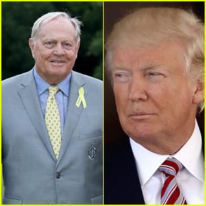 Golfer Jack Nicklaus Endorses Donald Trump For President; Gets Dragged On Social Media