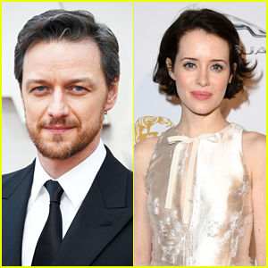 James McAvoy Will Improvise His Role in His Upcoming Movie 'My Son' With Claire Foy