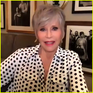 Jane Fonda Opens Up About Her Sex Life at 82