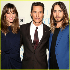 Jennifer Garner Reveals Which Co-Star Stopped Her From Quitting 'Dallas Buyers Club'