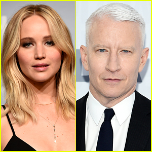 Jennifer Lawrence Once Confronted Anderson Cooper Over Something He Said About Her