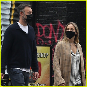 Jennifer Lawrence Steps Out in New York with Husband Cooke Maroney - See the New Pics!
