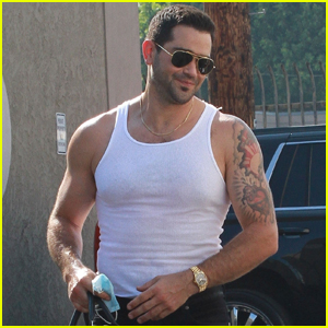 Jesse Metcalfe Looks Buff Heading to 'Dancing with the Stars' Rehearsals