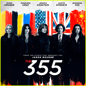 Jessica Chastain Builds a Bad-Ass Female Team to Save the World in 'The 355' - Watch the Trailer!