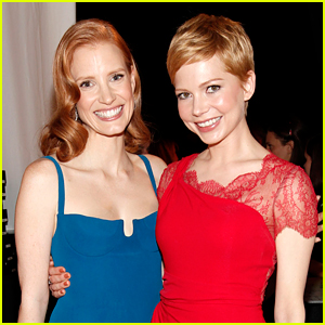 Jessica Chastain to Replace Michelle Williams in Upcoming HBO Series, Will Reteam with Oscar Isaac