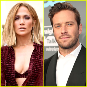 Jennifer Lopez & Armie Hammer to Co-Star in Action-Comedy 'Shotgun Wedding'