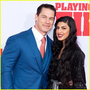 John Cena Marries Shay Shariatzadeh In Private Ceremony in Florida