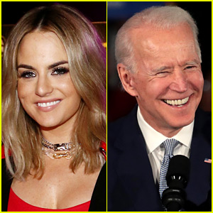 JoJo Releases 'The Change' Song in Support of Joe Biden's Campaign - Listen Now!