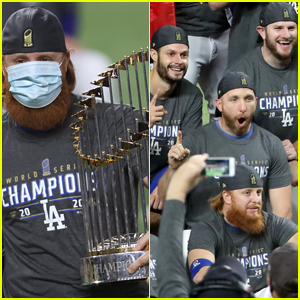 Dodgers' Justin Turner Pulled From World Series After Positive COVID-19 Test, Controversy Ensues After He Returns to Field to Celebrate