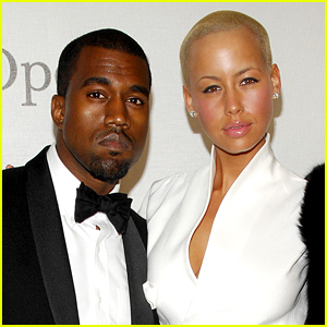Amber Rose Slams Kanye West as a Bully, Alludes He's a Narcissist