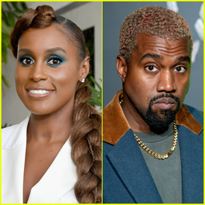 Kanye West Reacts to Issa Rae Including Him in 'SNL' Joke