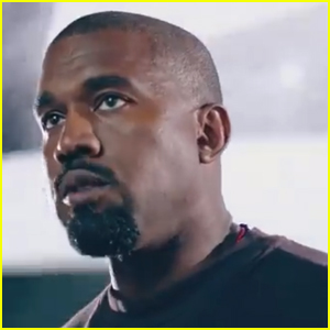 Kanye West Preaches About Faith In First Presidential Ad