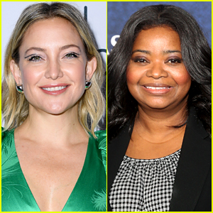 Kate Hudson Joins 'Truth Be Told' Season 2 with Octavia Spencer!