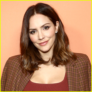 Katharine McPhee Confirms Pregnancy with a 'Wink, Wink' While Acknowledging She Can't Drink Right Now
