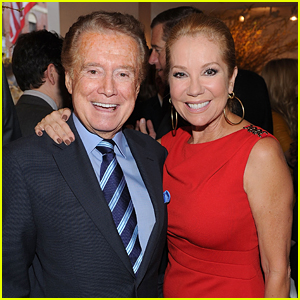 Kathie Lee Gifford Says Regis Philbin Was Suffering From Depression Before His Death