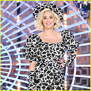 Katy Perry Returns to 'American Idol' Set After Becoming a Mom!