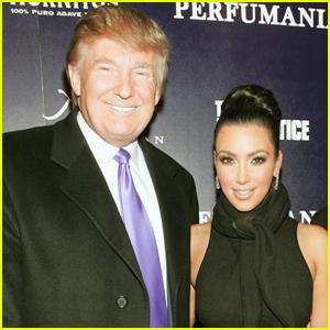 Kim Kardashian Addresses Working with Trump in New David Letterman Interview