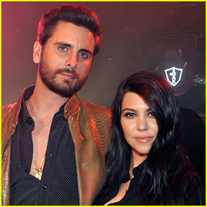 Scott Disick Posts a Lowkey Shady Comment on Kourtney Kardashian's Instagram!