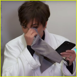 Kris Jenner Cries After Seeing Kim & Kourtney Kardashian's Physical Fight - Watch (Video)