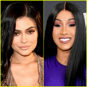 Kylie Jenner Sends Cardi B Powder Blue Birkin Bag for Her 28th Birthday