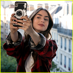'Emily in Paris' Star Lily Collins Reveals Emily's Age & You Might Be Surprised!
