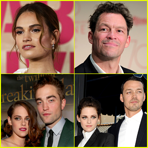 Fans Are Comparing Lily James & Dominic West's Romance to Another Celeb Scandal