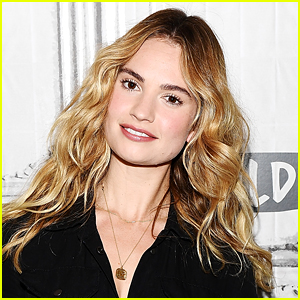 Lily James' Quotes About Rebelling & Making Mistakes Goes Viral After Dominic West Scandal