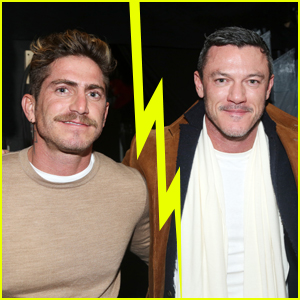 Luke Evans Seemingly Splits from Rafael Olarra After Over a Year of Dating
