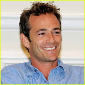 Luke Perry Honored by 'Beverly Hills, 90210' Co-Stars on 54th Birthday