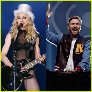 Madonna Refused to Make an Album With David Guetta Because He's a Scorpio