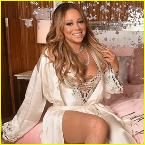 Mariah Carey Teases a Christmas Collaboration With These Initials!