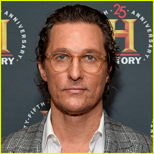 Matthew McConaughey Says He Was Molested By a Man at 18 & Blackmailed Into Losing Virginity at 15