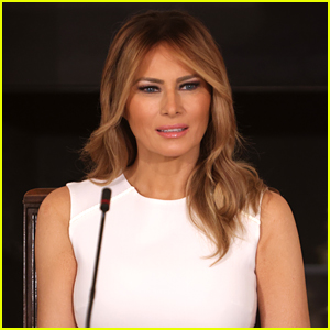 Melania Trump Has a 'Lingering Cough' Amid COVID-19 Recovery, Cancels Appearance