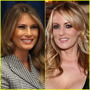Melania Trump Allegedly Calls Stormy Daniels a 'Porn Hooker' in Bombshell Secret Recording