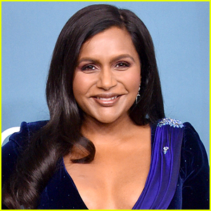 Mindy Kaling Thanks Fans For The Love After Welcoming Her Second Child Mindy Kaling Just Jared